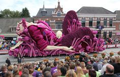 The Annual 'Corso Zundert' Parade Honors Van Gogh: http://www.playmagazine.info/the-annual-corso-zundert-parade-honors-van-gogh/