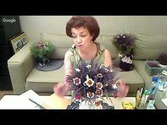 Глина и фарфор. 13-й день конференции «Шедевры из глины и фарфора» Елена Ходинецкая и Виктория Делис (Лемеш)