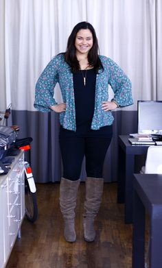 {MP Model Off Duty} REAL Curvy Girl inspiration from plus size model KAELA HUMPHRIES