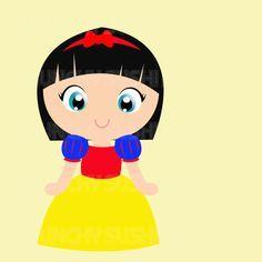 Snow White by Christine [©2014]