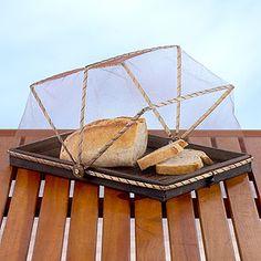 rectangular bamboo dome