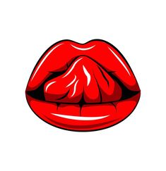 Sexy lips SVG Kiss Red lipstick Female mouth with teeth Skull Template, Stencil Templates, Mouth Tattoo, Feather Icon, Lip Artwork, Star Nail Designs, Lips Painting, Batman Drawing, Mouth Drawing