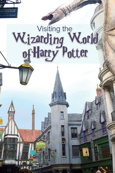 What to know before you visit Universal Studio's Wizarding World of Harry Potter Diagon Alley!