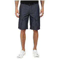 (ダナキャランニューヨーク) DKNY Jeans メンズ ボトムス ショートパンツ Chambray Cargo Shorts in Indigo 並行輸入品  新品【取り寄せ商品のため、お届けまでに2週間前後かかります。】 カラー:Indigo 商品番号:ol-8554882-421 詳細は http://brand-tsuhan.com/product/%e3%83%80%e3%83%8a%e3%82%ad%e3%83%a3%e3%83%a9%e3%83%b3%e3%83%8b%e3%83%a5%e3%83%bc%e3%83%a8%e3%83%bc%e3%82%af-dkny-jeans-%e3%83%a1%e3%83%b3%e3%82%ba-%e3%83%9c%e3%83%88%e3%83%a0%e3%82%b9-%e3%82%b7-2/