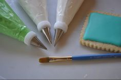 Ali Bee's Bake Shop: Brush Embroidery Tutorial