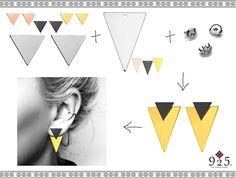 Diy Jewelry, Jewelry Making, Cards, How To Make, Maps, Handmade Jewelry, Jewellery Making, Make Jewelry, Diy Jewelry Making