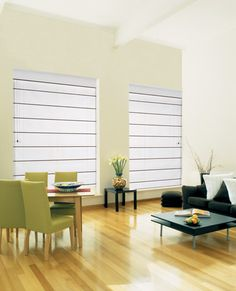 If you love the relaxed, laidback look and feel in your home, Californian blinds will take you there! Indoor Blinds, Master Bedroom, Bedroom Decor, Roman Blinds, Home Look, Window Coverings, Building A House, House Ideas, Curtains