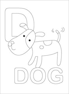 printable coloring pages with letters. ((could do a different letter every day! then once you're done you could make a simple book with yarn and the pages for your little to look back thru their colored letters!!!))