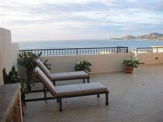 Luxury Beach Front Penthouse CondominiumVacation Rental in San Jose del Cabo from @homeaway! #vacation #rental #travel #homeaway
