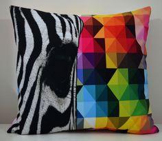 Almofada Deu Zebra