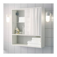 Stunning Ikea Bathroom Mirror Cabinets For You ,With a selection of different illumination styles, you can select a mirror that best fits your environment. Whatever might fail with your mirror over . Mirror Cabinets, Ikea Laundry Room, Trendy Bathroom Tiles, Ikea Bathroom Mirror, Ikea Bathroom, Amazing Bathrooms, Ikea Mirror, Bathroom Cabinets Ikea, Ikea Toilet