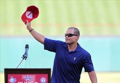 Ivan Rodriguez - my all time favorite Tiger!  Enjoy your retirement Pudge!