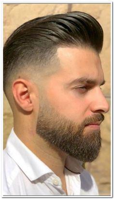 69 Trendy Beard Style For Round Face Men you Must Try Trimmed Beard Styles, Faded Beard Styles, Beard Styles For Men, Hair And Beard Styles, Short Beard Styles, Hair Styles, Short Hair With Beard, Mens Hairstyles With Beard, Haircuts For Men
