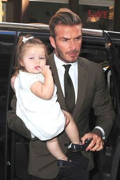 25 of Harper Beckham's best style moments.