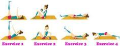 Opération ventre plat: exercices ciblés - Body - Flair