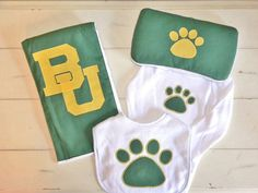 Baylor baby 4 piece