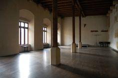 hlavná výstavná miestnosť