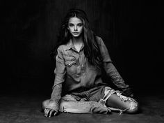 Meika - © Peter Coulson 2016 Photographer Peter Coulson @ www.peter-coulson.com.au Model: Meika Woollard @ Giant Model Management Hair & Make-up: Tiarna Robertson Assistant: Rozanna Nazar  Lighting: Broncolor 1.5m Octagional soft box from above