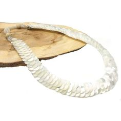 @Overstock - Mystical white troca shells exudes pure beauty in this necklace from the Philippines. Crafted by hand, this necklace adds elegance to your style.http://www.overstock.com/Worldstock-Fair-Trade/Infinity-Layered-White-Troca-Seashells-Handmade-Necklace-Philippines/7499681/product.html?CID=214117 $32.29