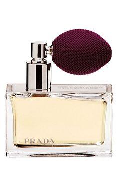 c4dd99aa33 Prada 'Amber' Eau de Parfum Refillable Spray available at #Nordstrom  Parfumerie, Perfume