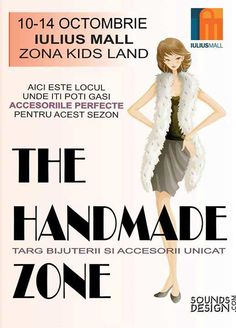 The Hand Made Zone @ Iulius Mall Iasi Mall, Hands, Movies, Movie Posters, Handmade, Hand Made, Films, Film Poster, Cinema