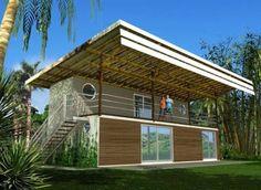 casa para praias fabricadas de container - Pesquisa Google