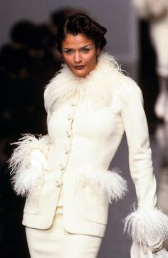 Gianfranco Ferré for Christian Dior, Fall/Winter 1995-96