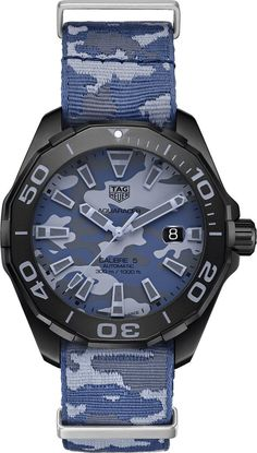TAG Heuer Watch Aquaracer 300M Camo