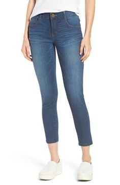 fe7366ad27407 WIT   WISDOM Designer Ab-solution Ankle Skimmer Jeans Wit And Wisdom Jeans
