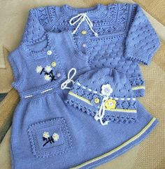 Tina's handicraft : 97 designs for babies