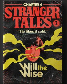 @thebutcherbilly Butcher Billy's Stranger Tales: The Second Season | Chapter 4 'Will The Wise' #StrangerThings