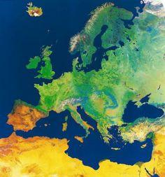 Cómo mudarte a Europa | eHow en Español
