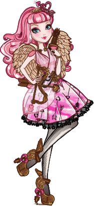 C.A. Cupid- Ever After High