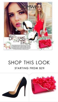 """Untitled #89"" by neyra11 ❤ liked on Polyvore featuring Christian Louboutin and Agave"