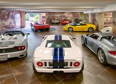 I was torn between putting this in the car category or the Home category ... I decided we all need the garage and the cars for the home :)