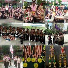 Perpustakaan Bunga Bangsa ƸӜƷ: Borong Piala Kejuaraan, SD Islam Bunga Bangsa Mera...