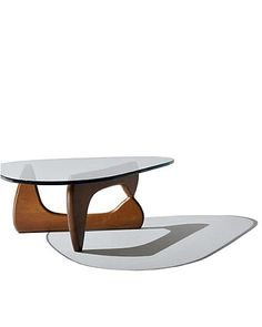 Found It At AllModern   Noguchi Table In Natural Cherry
