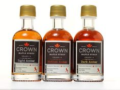 Prevention's Gifts Of Health And Happiness: Edibles Crown Maple Syrup, Maple Syrup Grades, Cute Gifts, Whiskey Bottle, Gift Guide, Happiness, Gift Ideas, Google Search, Eat
