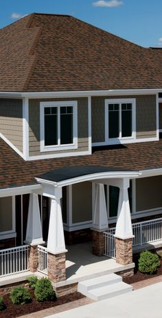 Built To Last, TruDefinition® Duration® Shingles Enriches Your Roof With  Unique Color And