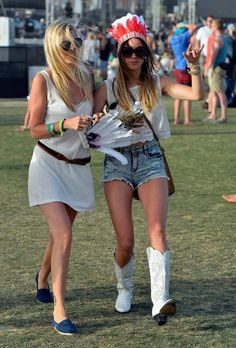 The 21 Worst Fashion Trends At Coachella