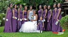 Kenyan bride's maids and their beauty Bridesmaid Dresses, Prom Dresses, Formal Dresses, Wedding Dresses, Kenyan Wedding, Nairobi, Maids, Photography, Weddings