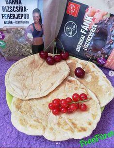 Krémtúró ízű palacsinta 4db Izu, Okra, Pancakes, Tacos, Mexican, Vegan, Breakfast, Ethnic Recipes, Food