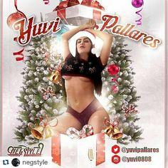 #Repost @negstyle with @repostapp  Nuevo Diseño Navidad  Modelo @yuvi0808  Edicion @NEGSTYLE  LO MEJOR EN EDICIONES DIGITALES / #navidad2015 #xmas #navidad #navidad2015 #chrismas #perfectboody #bellezalatina #hermosa #fitness #fitbody #niceboody #negstyle #artz #digitalpainting #photoshop #edicion #cover #flyers #modelo #bigass #nicepic #photodaynovember #followme #design #maracay #caracas #chicabella #hot