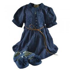 rochita din bumbac si pantofiori pentru fetite Cute Girls, Victorian, Stuff To Buy, Dresses, Fashion, Dress, Vestidos, Moda, Fasion