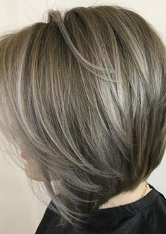 Looking for the best way to bob hairstyles 2019 to get new bob look hair ? It's a great idea to have bob hairstyle for women and girls who have hairstyle way. You can get adorable and stunning look with… Continue Reading → Bob Haircuts For Women, Layered Bob Hairstyles, Hairstyles Haircuts, Straight Hairstyles, Modern Haircuts, Short Haircuts, Braided Hairstyles, Wedding Hairstyles, Lob Hairstyle