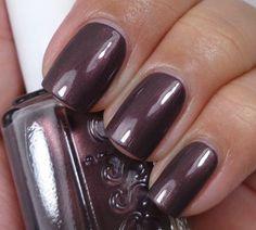 NOUVEAUTÉ ESSIE Vernis ESSIE - Sable Collar http://www.manucure-beaute.com/vernis-ongles/5077-vernis-essie-sable-collar.html  Un doux brun aux reflets rosés nacrés ...
