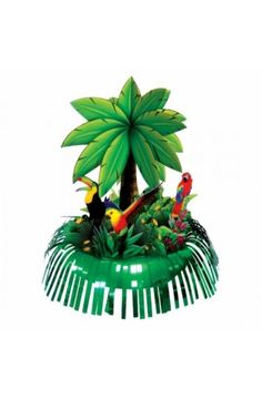 Our Luau Decorations are worthy of the tiki gods! These Luau Decorations include tiki signs, luau garlands, palm tree decorations and more! Wholesale Party Supplies, Diy Party Supplies, Discount Party Supplies, Palm Tree Decorations, Tropical Party Decorations, Table Decorations, Luau Centerpieces, Paradis Tropical, Party World