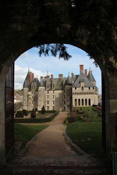 """wanderthewood: """" Château de Langeais, Indre-et-Loire, France by ppanthers """""""