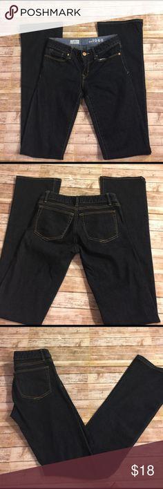 Gap Jeans NWOT, Gap 1969 26/2xl Sexy boot, dark blue GAP Jeans Boot Cut