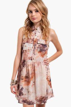 Evil Twin The Wreckoning Dress $116 at www.tobi.com